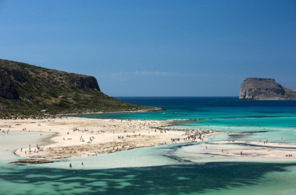 Gramvoussa-Balos Lagoon